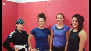 Ladies only BJJ - SBG Bury
