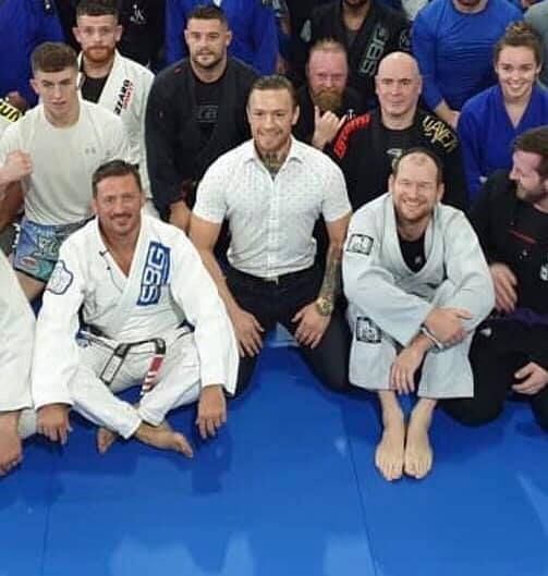 Bury Brazilian Jiu Jitsu & Mixed Martial Arts - SBG